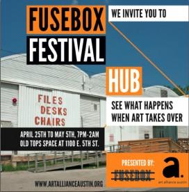 Ad: Fusebox HUB