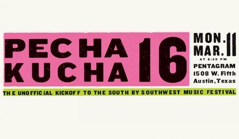 Pecha Kucha #16