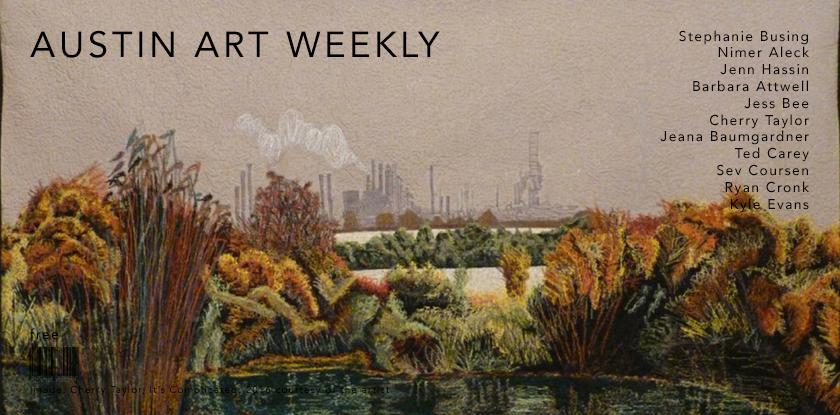 Austin Art Weekly