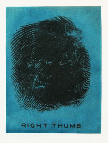 Elvis's Thumbprint
