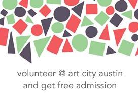 Volunteer @ Art City Austin 2015