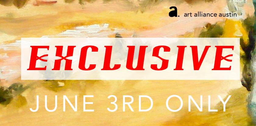 Austin Art EXCLUSIVE: Parade of Homes Exhibition & Reception