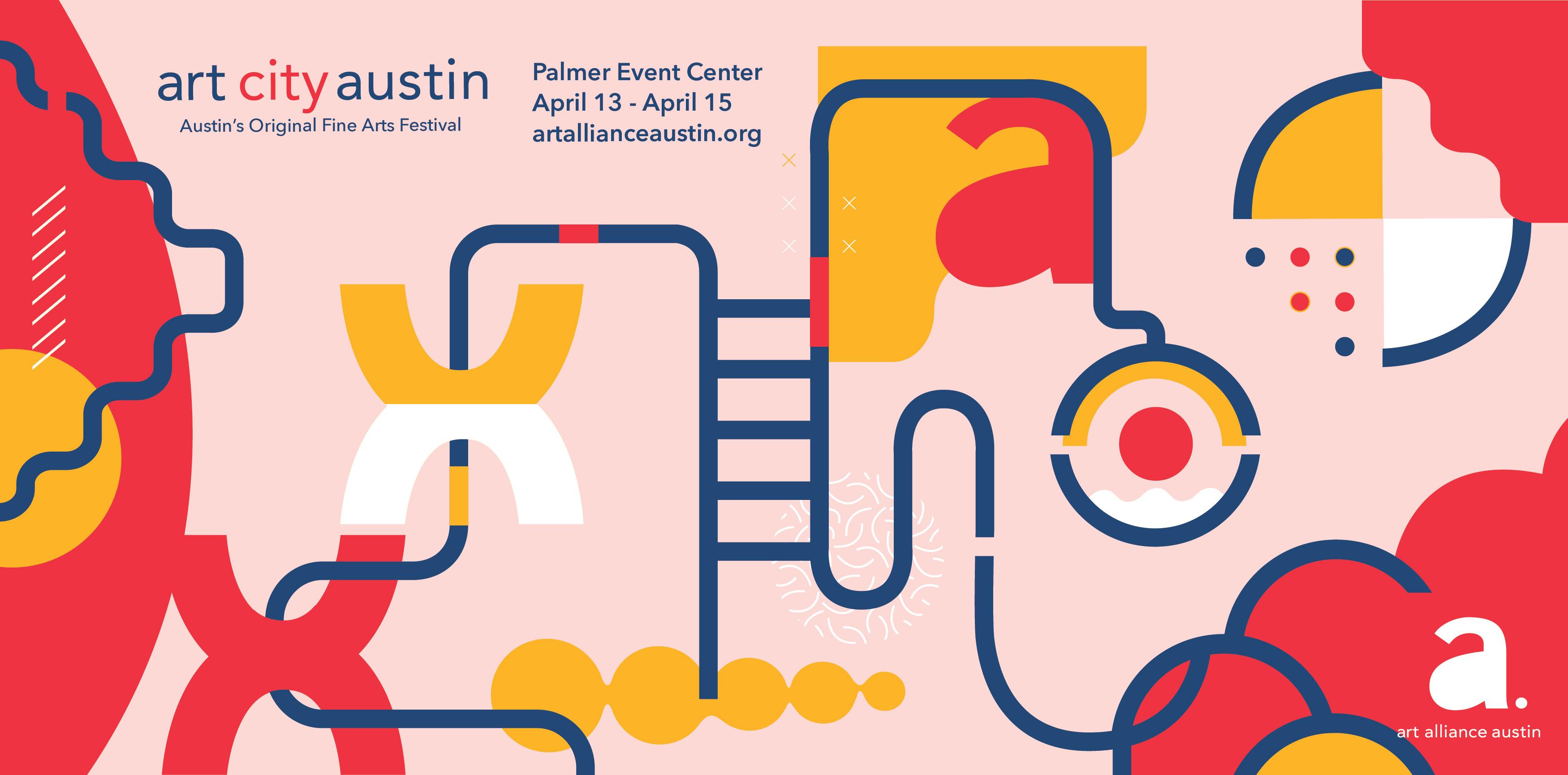 Art City Austin: Fine Arts Festival 2018