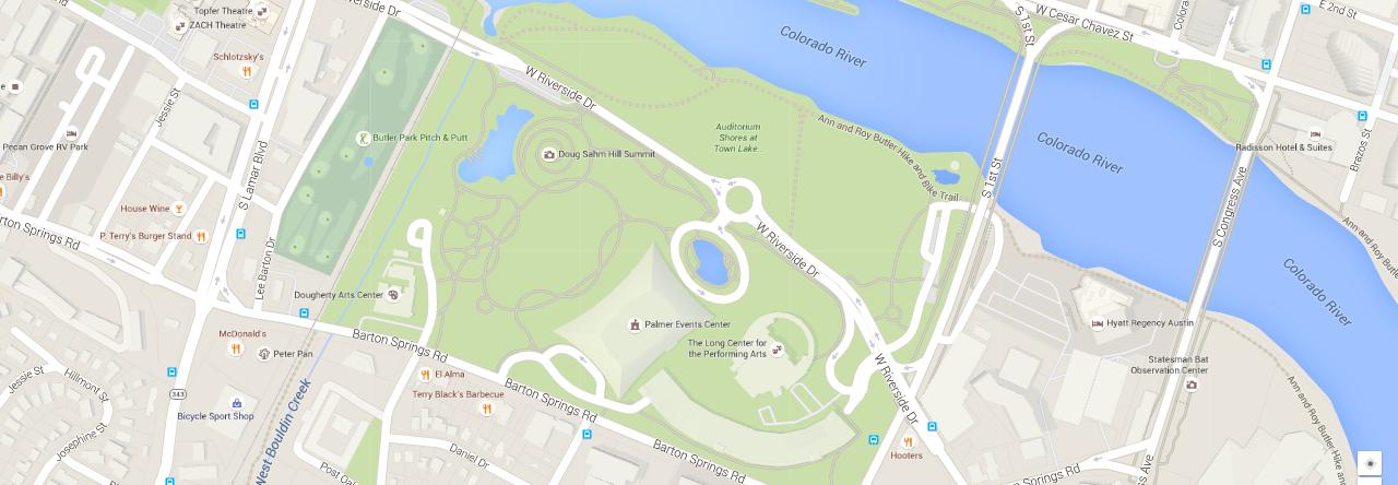 palmer google map