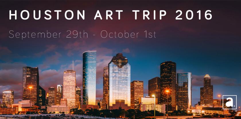 Houston Art Trip 2016