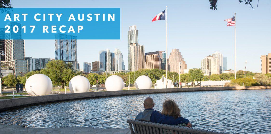 Recap: Art City Austin 2017