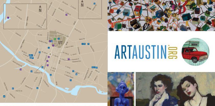 Austin's Art Scene at a glance – ARTAUSTIN.ORG