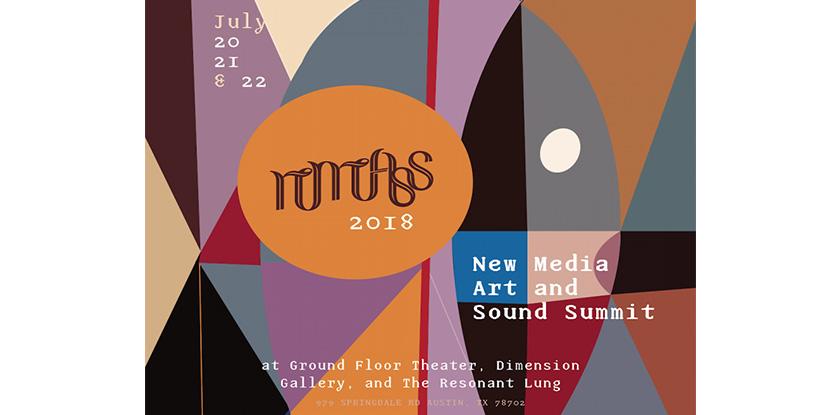 COTFG New Media Art and Sound Summit 2018