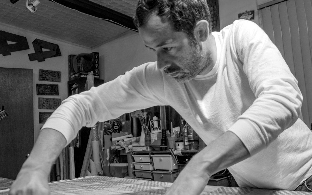 Featured Art City Austin Artist Beyond the Bio: Adreon Henry