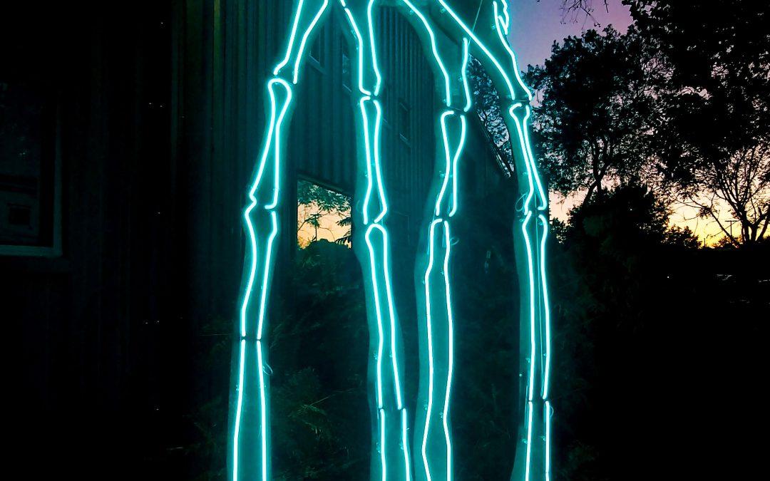 Beyond the Bio: 2019 Art City Austin Featured Artist: Sharon Keshishian