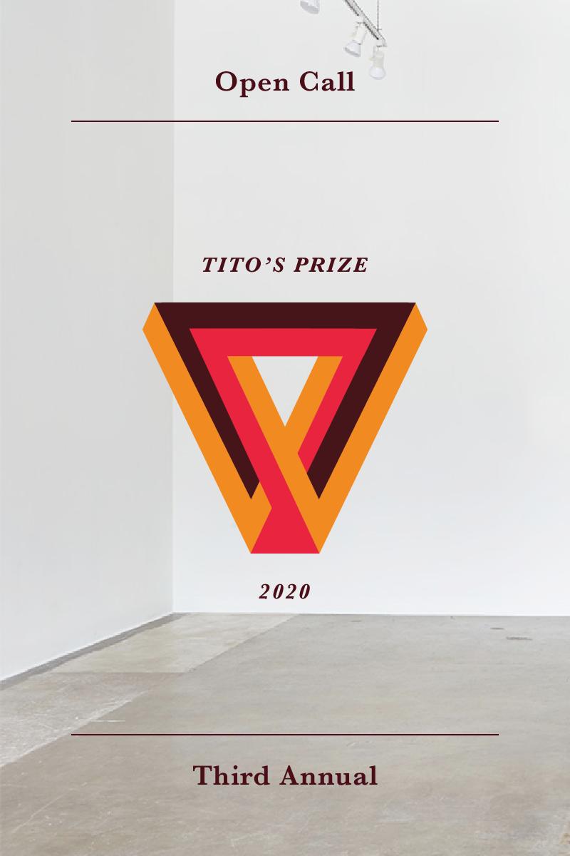 Big Medium Announces 2020 Tito's Prize Open Call