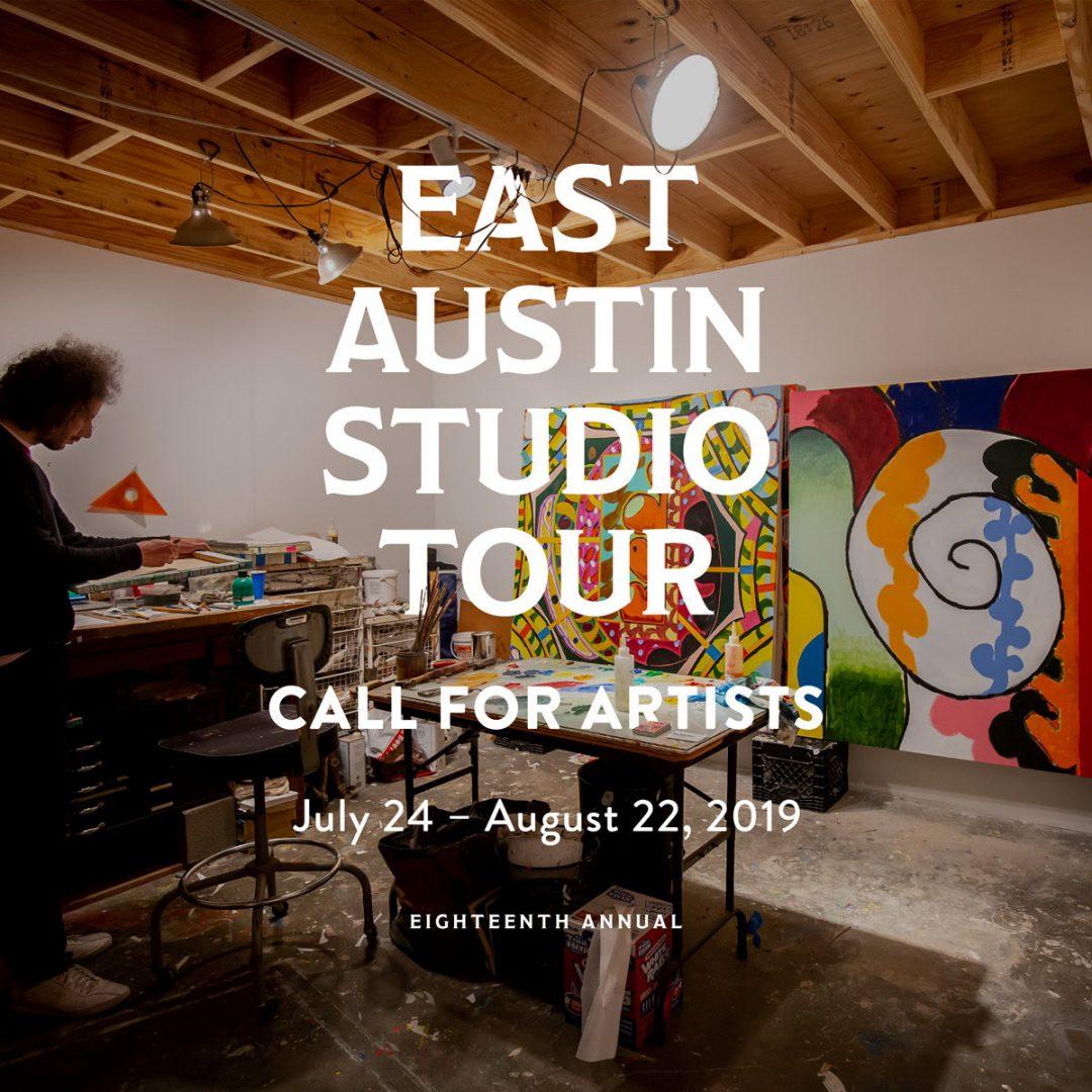 East Austin Studio Tour Call for Artists