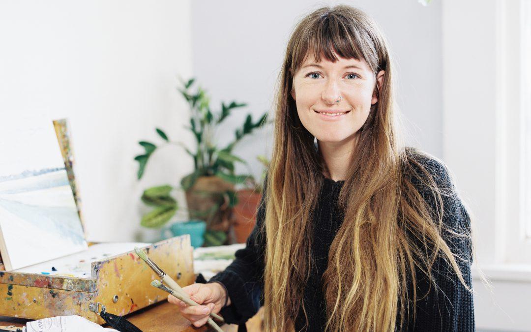 Beyond the Bio: 2019 Art City Austin Featured Artist Molly Mansfield