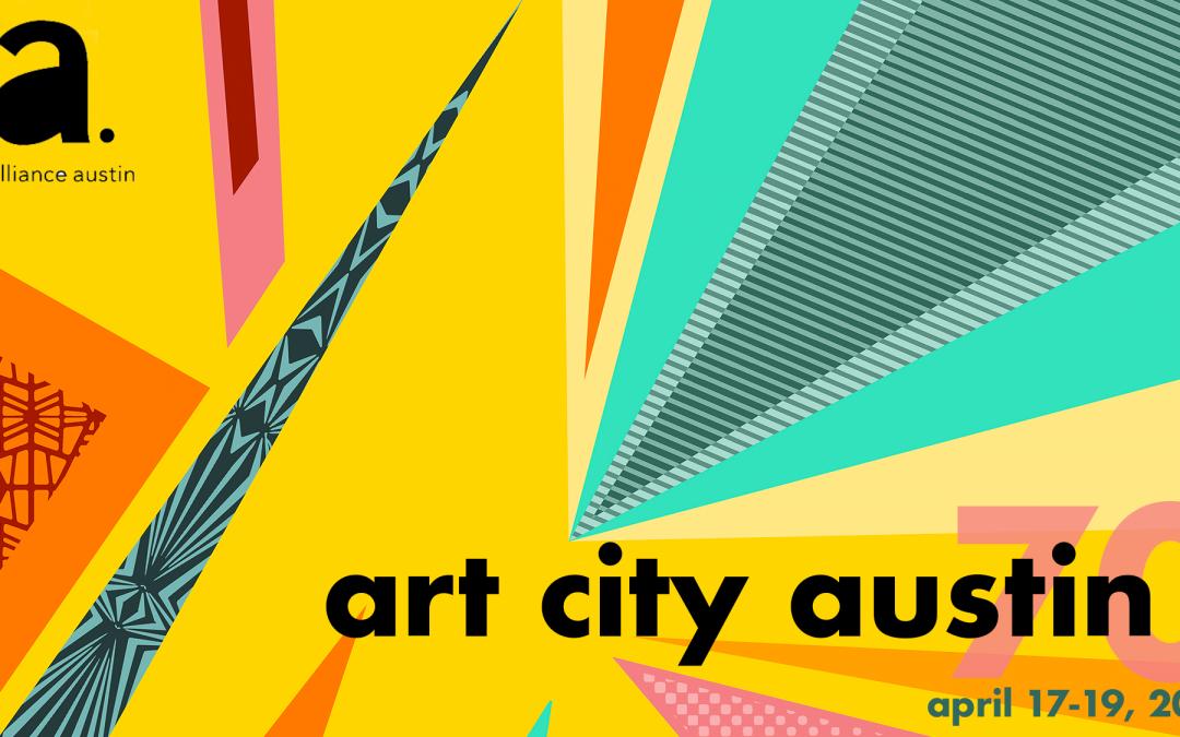 Art City Austin 2020 Early Bird Tickets Released!